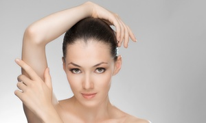 New Image Anti Aging & Cosmetic Laser Center: Laser Skin-Tightening Session for the Face or Abdomen, or Face and Neck at New Image (Up to 78% Off)