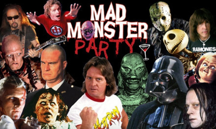 Mad Monster Party - Second Ward: One- or Three-Day Package with Meet and Greet or One-Day Outing to the Mad Monster Party (Up to 53% Off)
