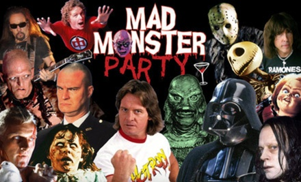 3-Day Package - Mad Monster Party in Charlotte