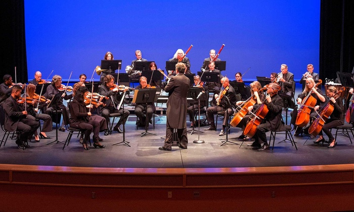 """Encore Connoisseur - Concert 2  - Eissey Campus Theatre at Palm Beach State College: The Symphonia Encore Connoisseur Concert: """"A Tribute to the Masters"""" on March 22 at 8 p.m."""