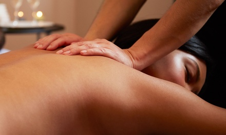 One-Hour Massage with Optional 30-Minute Refresh Facial at The Beauty Spot (Up to 51% Off)