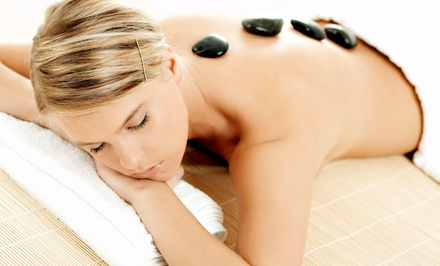 Body Scrub and Massage, Hot-Stone Massage, or Organic or Anti-Aging Facial at Qui Si Bella Spa (Up to 57% Off)