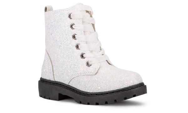 Olivia Miller Girls Glitter Nova