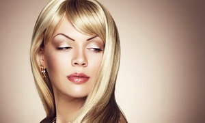 Inspirations Hair Design: Cut With Highlights or Colour for £29.95 at Inspirations Hair Design (Up to 62% Off)
