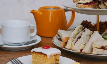 Afternoon Tea for Two or Four at Southwell Garden Centre