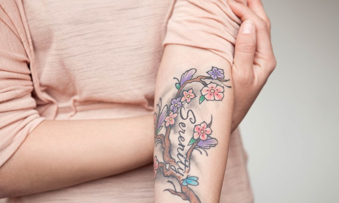 M.D. Beauty Labs - Downtown West Palm Beach: Laser Tattoo Removal for a Small, Medium, or Large Area at M.D. Beauty Labs (Up to 75% Off)