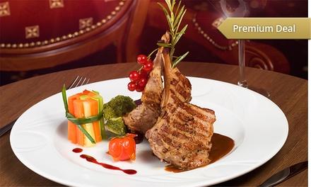 Italienisches 4-Gänge-Menü für Zwei oder Vier mit Hauptgericht und Dessert nach Wahl in der Trattoria Fellini ab 29,90 €