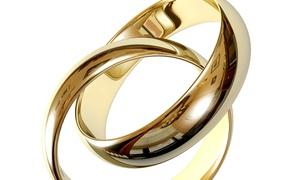 DRUZGAŁA MIROSŁAW FIRMA JUBILERSKA: Obrączki ślubne: 19,99 zł za groupon zniżkowy wart 200 zł w firmie jubilerskiej Mirosława Druzgały