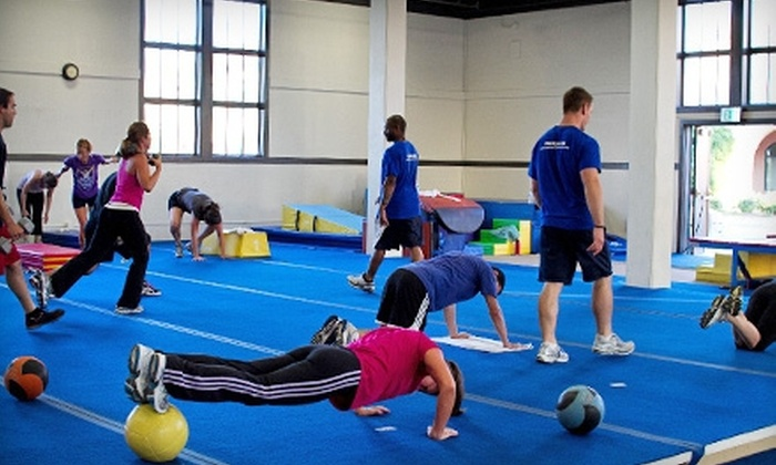SoCal Fit Body Boot Camp - Pacific Beach: Up to 88% Off 21-Day or Six-Week Boot Camp at SoCal Fit Body Boot Camp