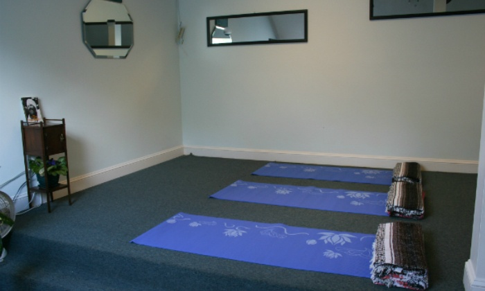 Keith Curbow Studio - Medfield: $99 for $225 Worth of Yoga Classes — Keith Curbow Studio