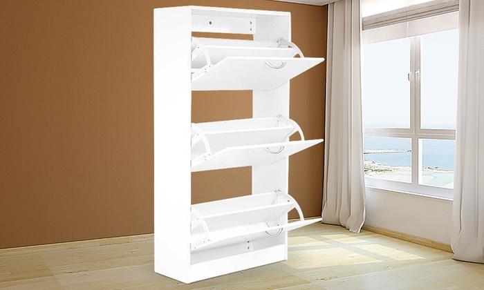 Shoe Cabinet Rack Organisers ...