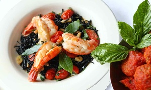 Via Veneto: Italian Lunch or Dinner for Two or Four at Via Veneto (Up to 47% Off)