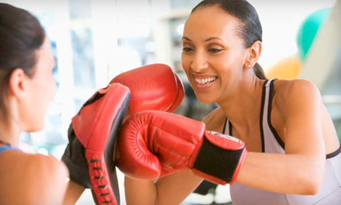 The Boxing Gym - Florissant: $25 for One Month of Unlimited Group Boxing and Fitness Classes at The Boxing Gym in Florissant ($50 Value)