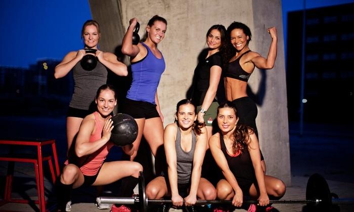 Workout Anytime Buckhead - Berkeley Park: 10 Boot-Camp Classes at Workout Anytime Buckhead (70% Off)