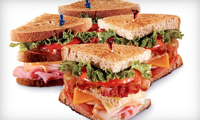 McAlister's Deli - Multiple Locations: $7 for $14 Worth of Sandwiches, Spuds, and Salads at McAlister's Deli