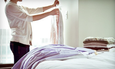 $19 for an MVP Dry-Cleaning Discount Card ($40 Value)