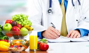 Studio Dietetico e Consulenza Nutrizionale: Visita nutrizionale con 3 o 6 controlli successivi
