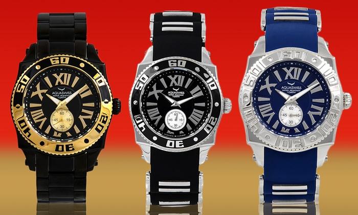Aquaswiss Swissport G Unisex Watches: Aquaswiss Swissport G Unisex Watches. Multiple Styles Available. Free Returns.