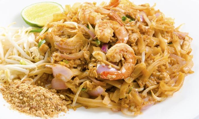 Bangkok Blue Thai Cuisine - Bonita: $14 for $25 Worth of Thai Food at Bangkok Blue Thai Cuisine