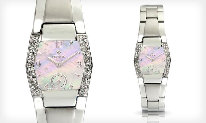 Women's Diamond Croton Watch: $249.99 for a Women's Diamond Croton Watch ($1,250 List Price)