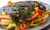 Cavala Cafe - Inwood: Savory International Food and Drinks at Cavala Cafe (52% Off). Two Options Available.