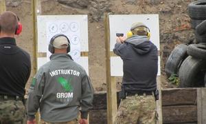 GROM Group: Szkolenie strzeleckie z komandosami elitarnej jednostki GROM od 99,99 zł z firmą GROM Group (do -36%)