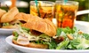 40% Off Lunch Food or Bakery Treats at CRC Bakery and Cafe