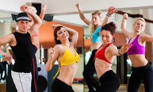 Magic 'N Motion Studio: Punch Card for 10 or 20 Zumba Classes at Magic 'N Motion Studio (Up to 81% Off)