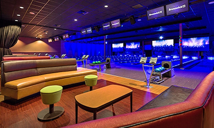 iT'Z Family, Food and Fun - iT'Z : One Game of Bowling, All-You-Can-Eat Buffet, and Unlimited Drinks for Two or Four at It'z Family Food and Fun