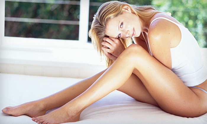 Aesthetically Pleasing Medical Spa - Encinitas: 4 Laser Hair-Removal Treatments on a Small, Medium, or Large Area at Aesthetically Pleasing Medical Spa (Up to 89% Off)