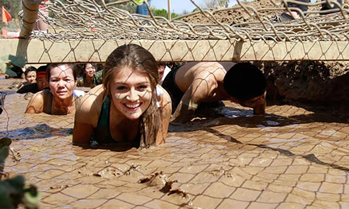 Irvine Lake Mud Run - Summer of Mud - Oak Canyon Park at Irvine Lake: Race Entry for One or Two to the Irvine Lake Mud Run - Summer of Mud on Saturday, June 20 (Up to 38% Off)
