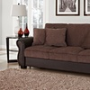 Harper Multi-Position Sleeper/Storage Sofa
