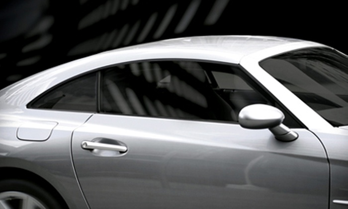 Colorado Springs Window Tint - Central Colorado City: Window Tinting or ClearBra Protective Film from Colorado Springs Window Tint (Up to 59% Off). Four Options Available.