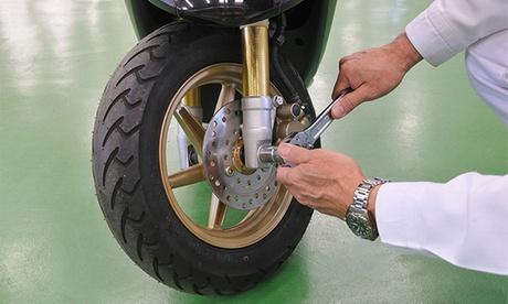 Cambio de aceite y filtro de scooter o motocicleta con revisión y lavado a mano desde 19,95 €