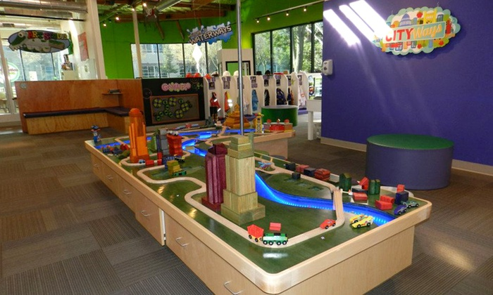 Sacramento Children's Museum - Rancho Cordova: $14 for Admission for Four to the Sacramento Children's Museum ($28 Value)
