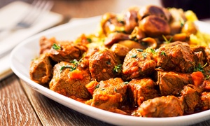 Desi Spice Group: Two-Course Asian Meal for Two or Four at Desi Spice Group (Up to 57% Off)