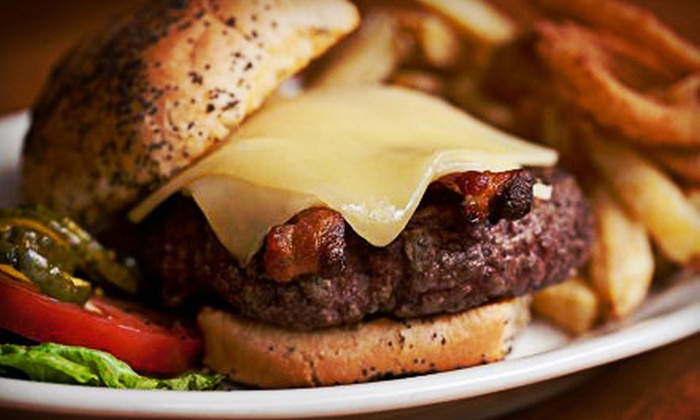 Joe's American Bar & Grill - Downtown Providence: $20 for $40 Worth of Comfort Food at Joe's American Bar & Grill