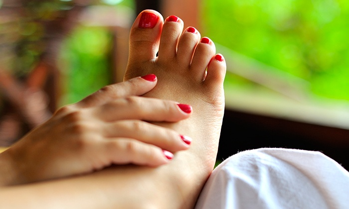 deal manicure with optional regular pedicure valid thursday saturday from nails