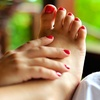 Up to 50% Off Manicures and Pedicures