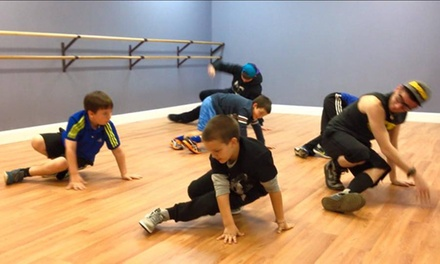10 Dance Classes from Mainstream Dance Academy (45% Off)