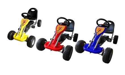 Kart à pédales pour enfant (SaintEtienne)