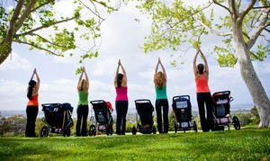 Fit4Mom: One or Three Months of Unlimited Fitness Classes at Fit4Mom (62% Off)