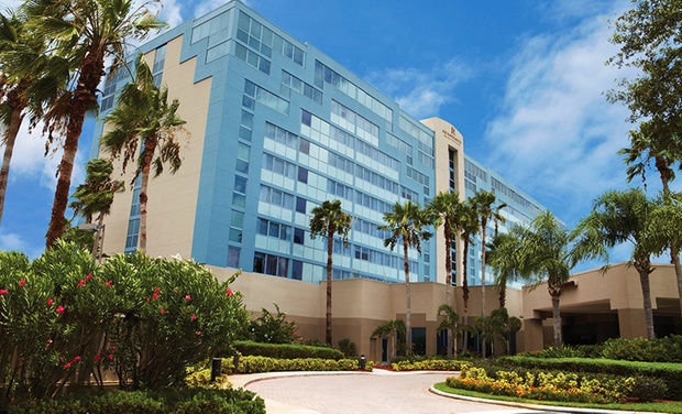 Renaissance Orlando Airport Hotel - Orlando, FL: Stay for Up to Four at Renaissance Orlando Airport Hotel. Dates Available into September.