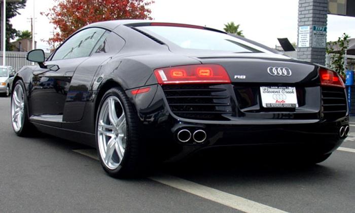 AJ Auto Detailing, Inc. - San Jose: $80 for a Custom Detail at AJ Auto Detailing, Inc. ($160 Value)