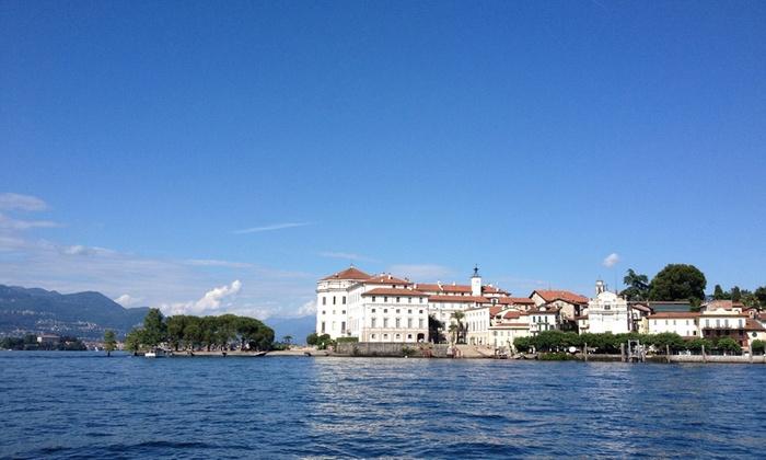 Crociera e tour delle Isole Borromee sul Lago Maggiore per una, 2, 4 o 6 persone