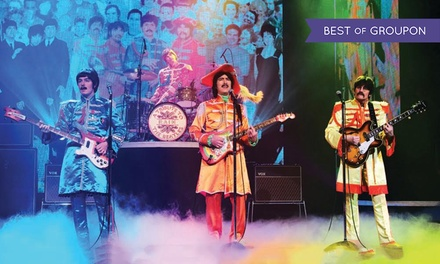 Rain – 50 Years of the Beatles on 2-7 October, London Palladium