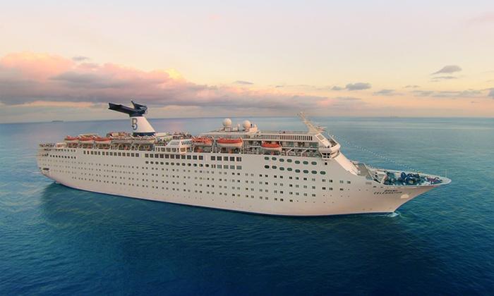 Bahamas paradise cruise line in riviera beach fl for Port motors west palm beach