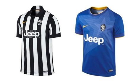 Maglia da calcio FC Juventus 2014/2015 della Nike. Vari modelli disponibili