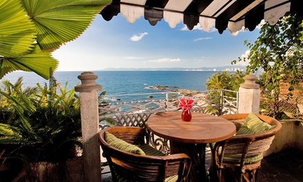 4-, 5-, 6-, or 7-Night Stay for Two at Quinta Maria Cortez in Puerto Vallarta, Mexico. Combine Up to 14 Nights.