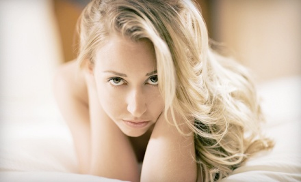Dallas: $39 for One-Hour Boudoir Photo Shoot with One Print and 50 Images on CD at Charlie's Angels Photography ($300 Value)